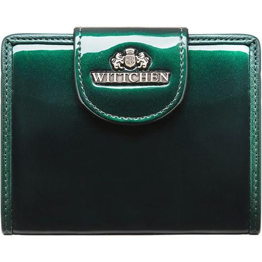 230c17a2ba10b 25-1-362-0 Portfel Wittchen zielony w Domodi
