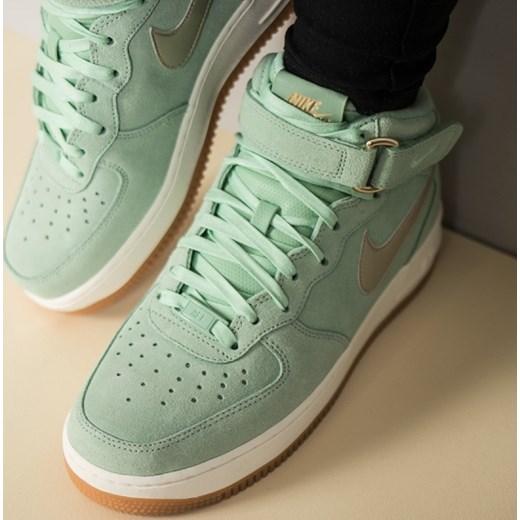 info for 24f92 3ec00 Buty damskie sneakersy Nike Air Force 1 07 Mid Seasonal 818596 300  sneakerstudio.pl