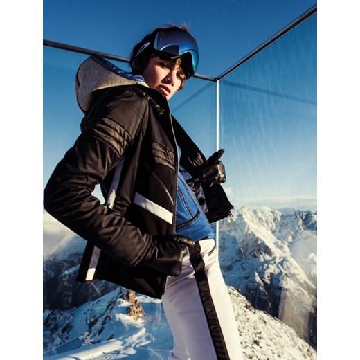 0d813d041 SPORTALM - kurtka narciarska DREAMER czarna niebieski Sportalm 38  luxury-fashion.pl ...