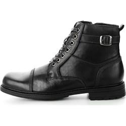 027f6520d5cfa Czarne buty zimowe męskie primamoda, lato 2019 w Domodi