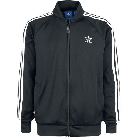 oficjalne zdjęcia szeroki zasięg pierwsza stawka Adidas SST TT Bluza dresowa czarny/biały szary EMP