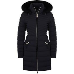 c7b451592b2c2 Czarne kurtki i płaszcze damskie tommy hilfiger