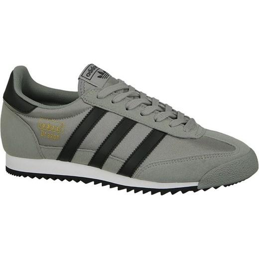 319746867d9a3 BUTY MĘSKIE ADIDAS DRAGON B1271 Adidas szary 42.5 sporthurtownia.com