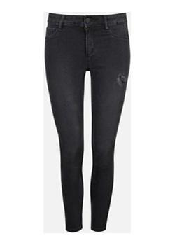 Jegging Jane jeansy Cubus czarny  okazja  - kod rabatowy