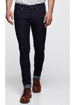 X Slim jeansy czarny Cubus promocja   - kod rabatowy
