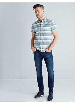 X Slim jeansy Cubus szary  okazyjna cena  - kod rabatowy