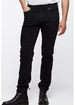 Slim jeansy czarny Cubus  wyprzedaż  - kod rabatowy