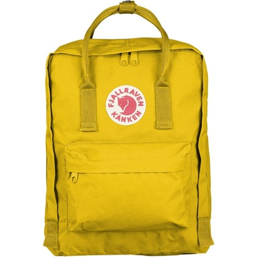 14086989413 Plecak Fjallraven Kanken / Warm Yellow zolty Fjällräven INTEMPO w .