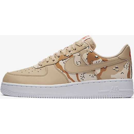 nike air force 1 low beżowe