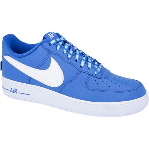 nike air force 1 low niebieskie