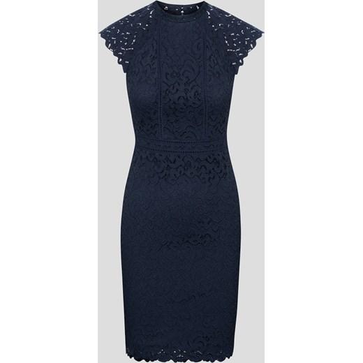 Dodatkowe Ołówkowa sukienka z koronki ORSAY orsay.com w Domodi PF01