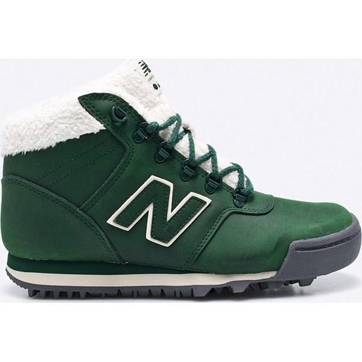 d8de3233bf59 New Balance - Buty WL701PKR New Balance zielony 39 promocyjna cena  ANSWEAR.com ...