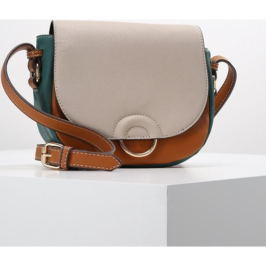 c04660790c087 ... Pieces PCALICE CROSS BODY Torba na ramię natural Pieces szary One Size  Zalando