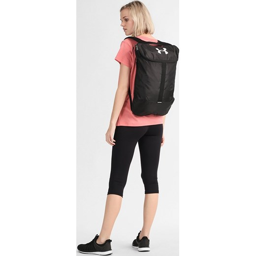 a22e439c9e ... Under Armour EXPANDABLE SACKPACK Plecak black Under Armour One Size  Zalando