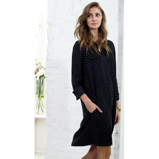 8213b96c9e ... Sukienka FLAVIA czarny Afunguard M afunguard.com ...