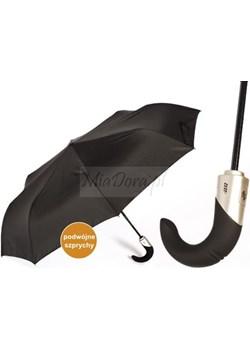 Simon - parasol męski składany Zest 13720 bialy Zest Parasole MiaDora.pl - kod rabatowy