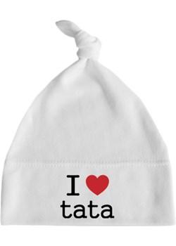 Czapeczka I LOVE TATA] Lene  lene.pl - kod rabatowy