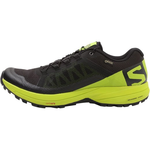 Salomon XA ELEVATE GTX Obuwie do biegania Szlak blacklime green Zalando