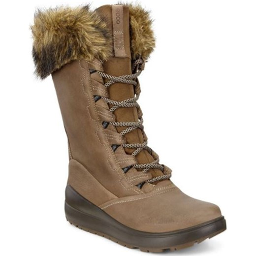 zimowe buty damskie ecco