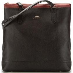 66a78cc8438d9 Czarne torby na zakupy shopper bag wittchen