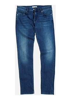 X-Slim jeansy Cubus granatowy  - kod rabatowy
