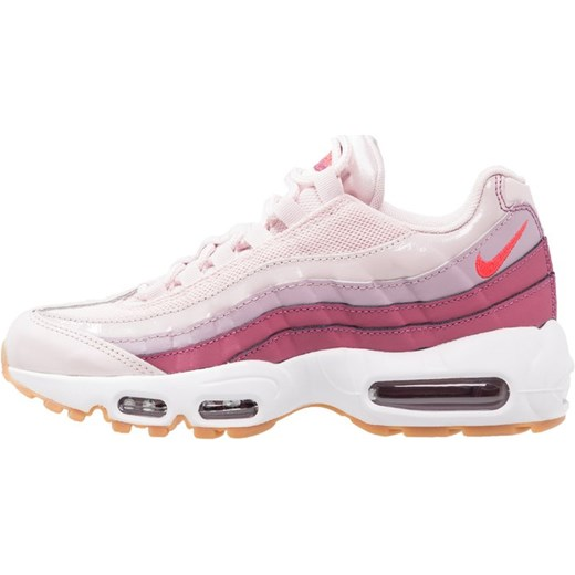 nike sportswear air max 95 tenis wki i trampki barely rose hot punch vintage wine white. Black Bedroom Furniture Sets. Home Design Ideas