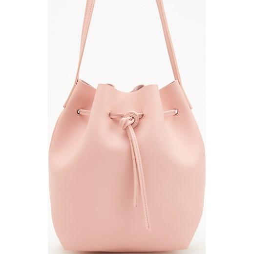 975556273ab90 Reserved - Torebka typu worek - Różowy Reserved rozowy One Size