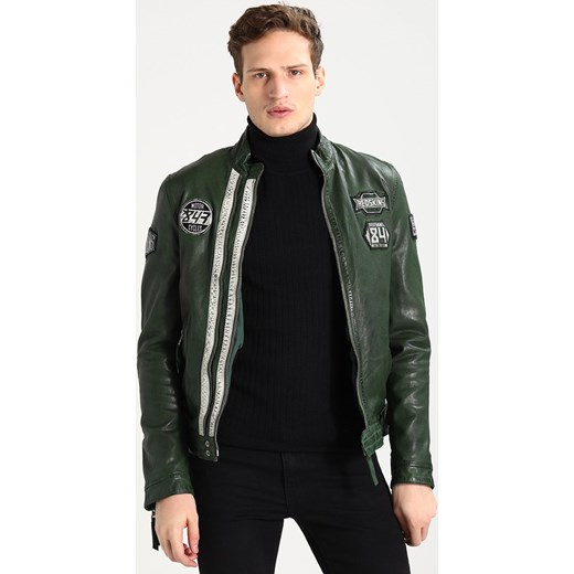 Blouson Reese calista racing green iceRedskins