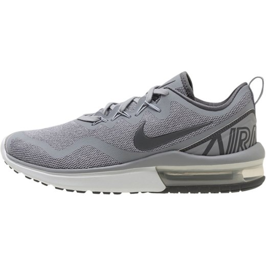 new styles e2aa0 c06c4 Nike Performance AIR MAX FURY Obuwie do biegania treningowe wolf grey dark  grey Nike Performance ...