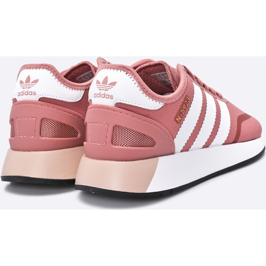 00353de373d0 ... Buty sportowe damskie Adidas Originals do biegania letnie sznurowane na  koturnie ...