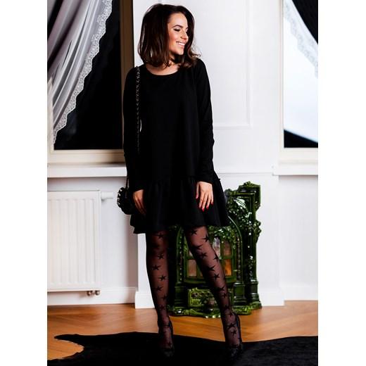 824e8ff3b8 ... Sukienka JUPITER - czarna Selfieroom okazyjna cena Selfieroom.pl ...