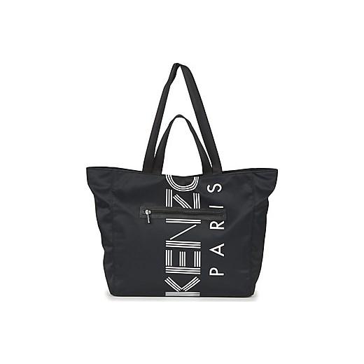 84fca68f12c9f Kenzo Torby shopper SPORT LOGO TOTE Kenzo szary Kenzo One Size Spartoo