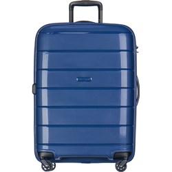 c88ff144cf4ef Niebieskie walizki oficjalny sklep allegro, lato 2019 w Domodi