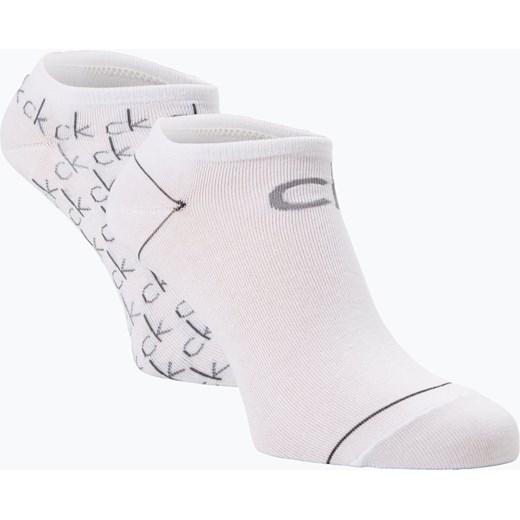 6fdd0005f4 Calvin Klein - Damskie skarpety do obuwia sportowego pakowane po 2 szt.