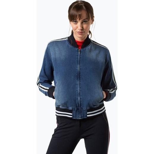 abcb07d9735fe Pepe Jeans - Damska kurtka jeansowa – Brandy Tape, niebieski Pepe Jeans  granatowy XS vangraaf