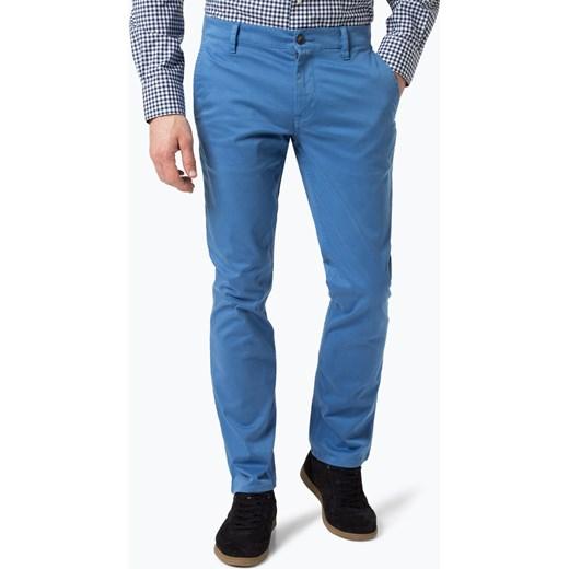 b4b3b2e5108e8 BOSS Casual - Spodnie męskie, niebieski Boss Casual niebieski 38-32 vangraaf