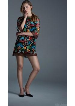 Koronkowa sukienka trapezowa Ola Melcer   - kod rabatowy