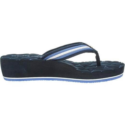 35d9f896fc648 Japonki Comfort Mid Beach Sandal FW0FW02367 Midnight 403 czarny Tommy  Hilfiger 39 Ego ...