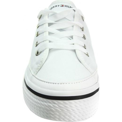 7b98031a64eb9 ... Tenisówki Corporate Flatform Sneaker FW0FW02456 White 100 Tommy Hilfiger  bialy 38 Ego ...