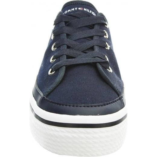 62edab24f6c98 ... Tenisówki Corporate Flatform Sneaker FW0FW02456 Tommy Navy 406 Tommy  Hilfiger szary 40 Ego ...