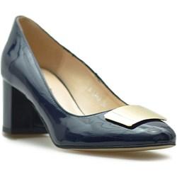 28e451eee4a57 Czółenka Sagan - Arturo-obuwie