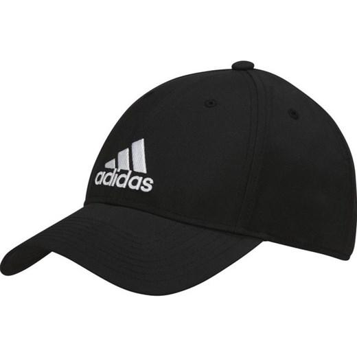 72b355e0b46 Czapka tenisowa Adidas 6 Panel Classic Lightweight Metal Badge -  black white Adidas Strefa Tenisa ...