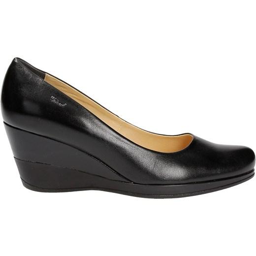 Czarne czółenka damskie GÓRAL Góral Buty czółenka damskie czarne w Awangarda Shoes