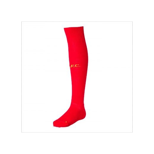 Getry Liverpool LFC Home Kit New Balance czerwony nbsklep.pl