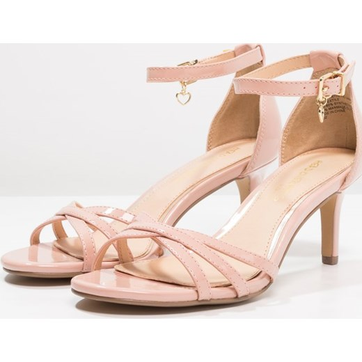 45518ff0ca442 ... Head over Heels by Dune MELODI Sandały nude Head Over Heels By Dune 41  Zalando ...