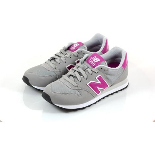 7075bd348a5ae0 Damskie buty klasyczne New Balance GW500PG szary Cenga.pl w Domodi
