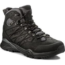875311bb Czarne buty trekkingowe męskie the north face, lato 2019 w Domodi