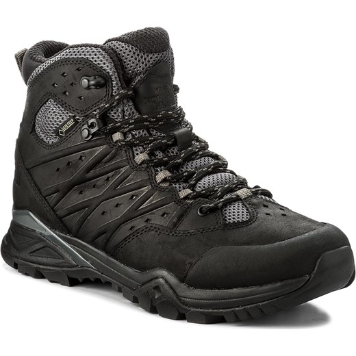 Trekkingi THE NORTH FACE - Hedgehog Hike II Mid Gtx GORE-TEX T92YB4KU6 Tnf Black/Graphite Grey szary The North Face 45.5 eobuwie.pl