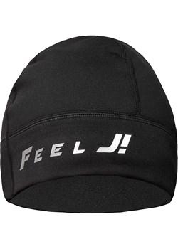 Czapka Termoaktywna do biegania Basic  czarny FeelJ! - kod rabatowy