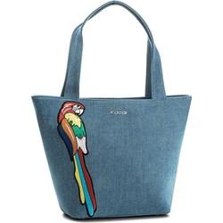 e70e85e159786 Shopper bag Kazar - eobuwie.pl ...